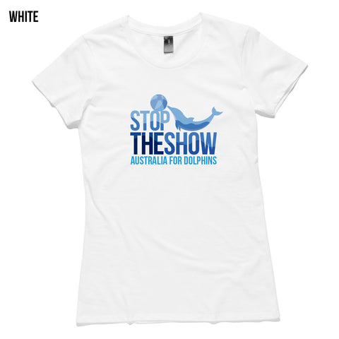 Stop the show - Women's T-Shirt