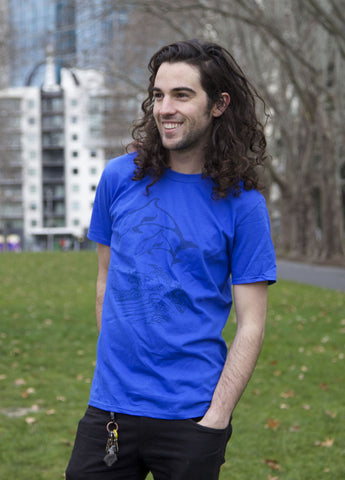 ROYAL BLUE Unisex T-Shirt