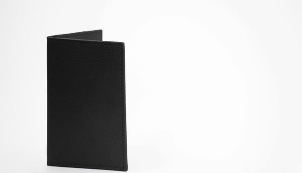 Men's Compact Bifold Black