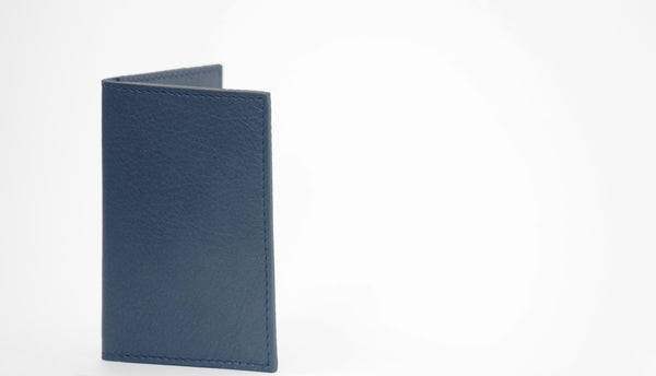 Men's Compact Bifold Blue