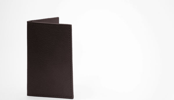 Men's Compact Bifold Brown