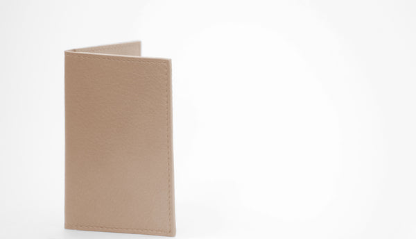 Men's Compact Bifold Taupe