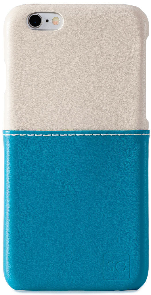 SOF Case Turquoise Blue - SOFRANCISCO