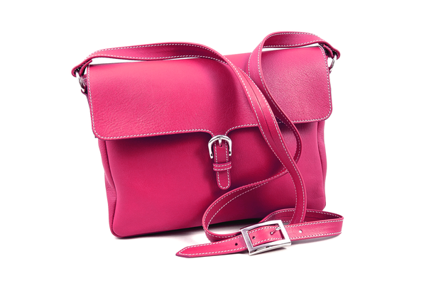 Mini Crossbody - Magenta