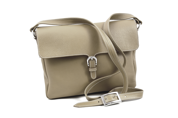 Mini Crossbody - Taupe