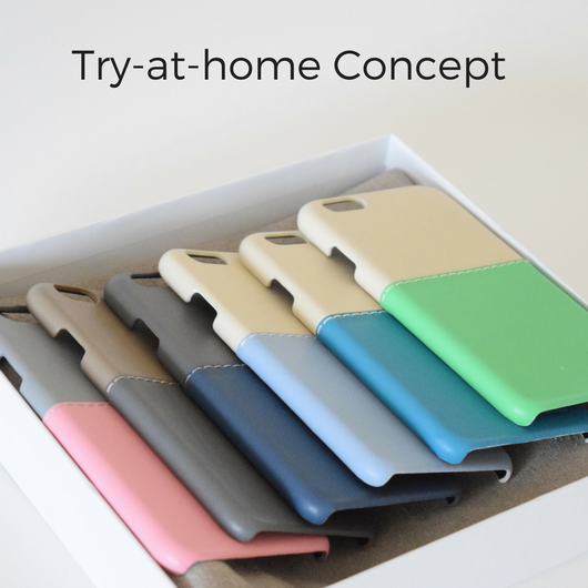 Try-at-home Concept - SOFRANCISCO