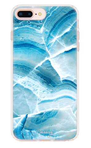 Aqua Marble iPhone 7/6s/6 Plus Designer Case