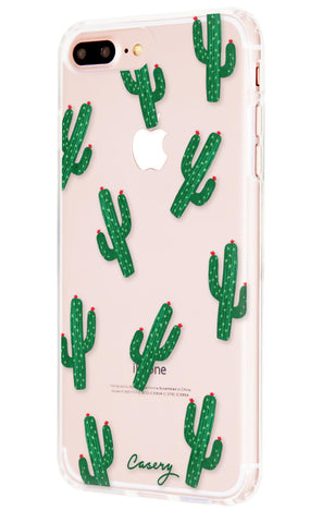 Cactus iPhone 7/6s/6 Plus Designer Case Side View