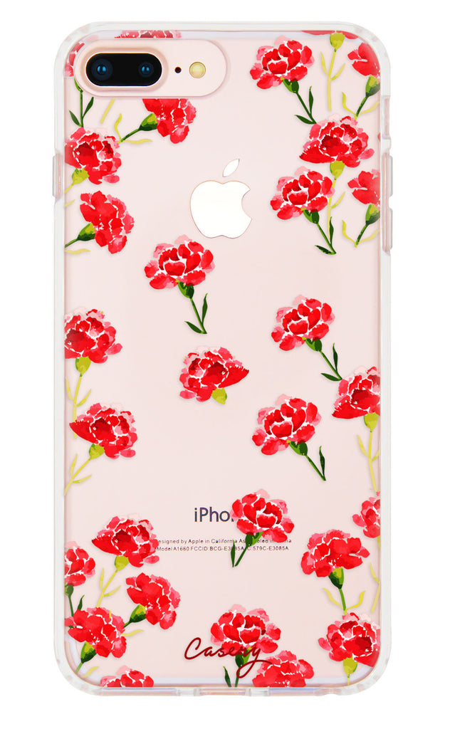 Carnation Nation iPhone 7/6s/6 Plus Case