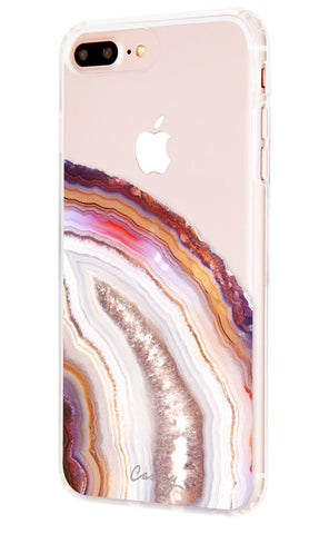 Dusty Agate iPhone 7/6s/6 Plus Designer Case Side View