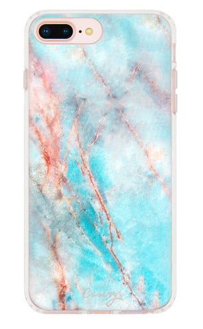 Frosty Marble iPhone 7/6s/6 Plus Designer Case
