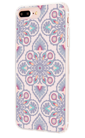 Jewel Floral iPhone 7/6s/6 Plus Designer Case Side View