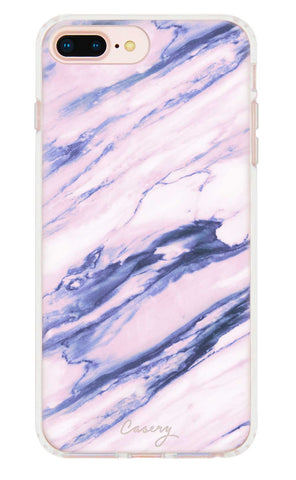 Purple Marble iPhone 7/6s/6 Plus Designer Case