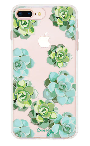 Succulents iPhone 7/6s/6 Plus Designer Case