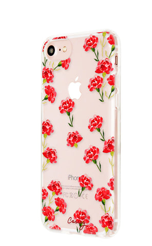 Carnation Nation iPhone 7/6s/6 Designer Case Side View