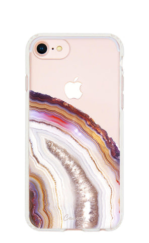 dusty pink iphone 7 case