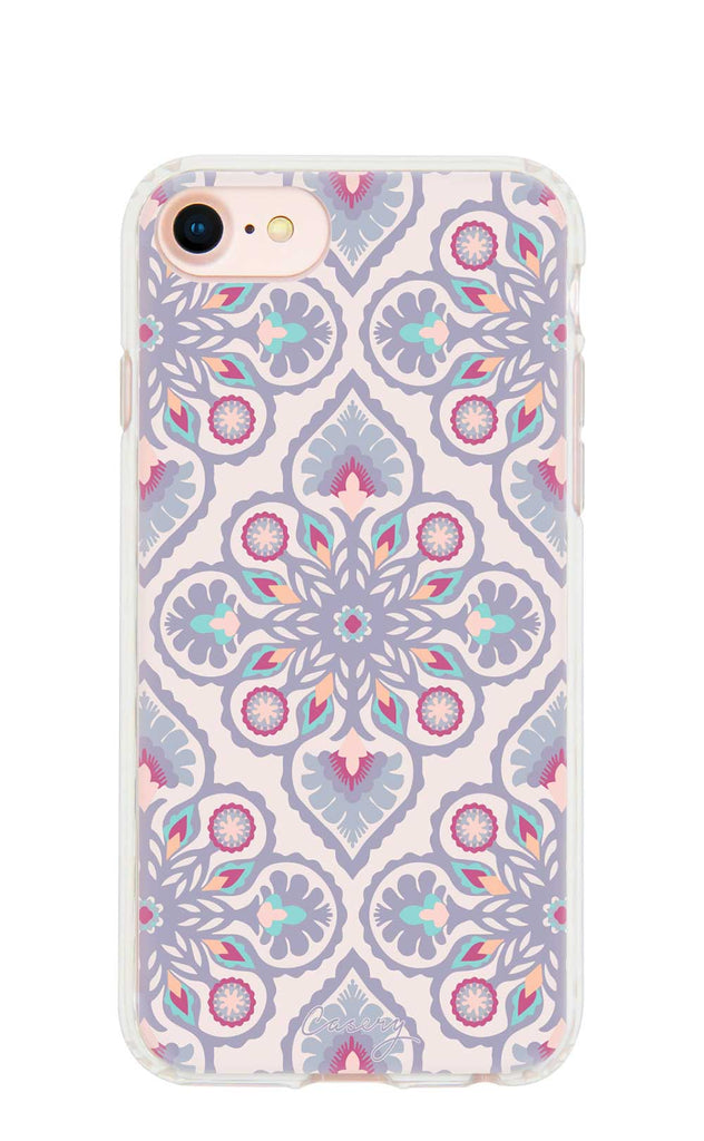 Jewel Floral iPhone 7/6s/6 Case