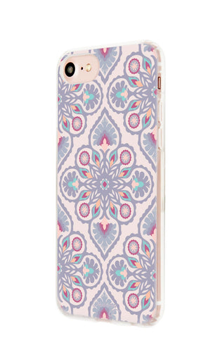 Jewel Floral iPhone 7/6s/6 Designer Case Side View