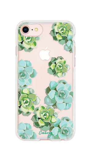 Succulents iPhone 7/6s/6 Designer Case