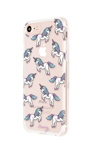 Unicorn iPhone 7/6s/6 Designer Case Side View