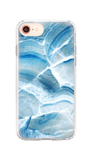 Aqua Marble iPhone 8 Designer Case