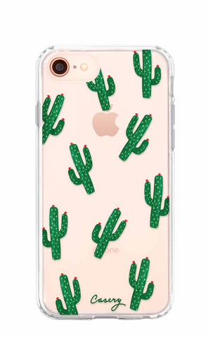 Cactus iPhone 8 Designer Case