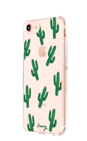Cactus iPhone 8 Designer Case Side View