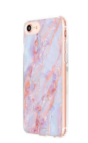 Candy Marble iPhone 8 Designer Case Side View