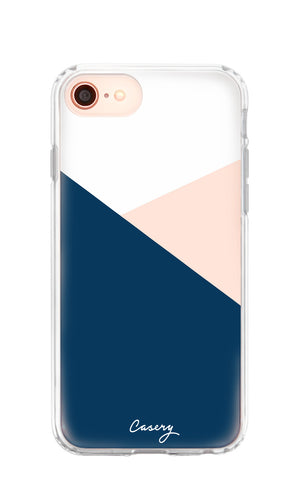 Color Block iPhone 8 Designer Case