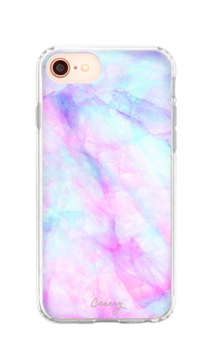 Iridescent Crystal iPhone 8 Designer Case