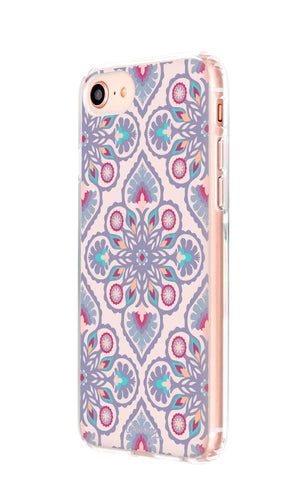 Jewel Floral iPhone 8 Designer Case Side View