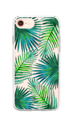 Palm Leaves iPhone 8 Designer Case