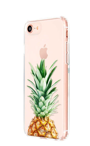 Pineapple Top iPhone 8 Designer Case Side View