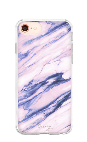 Purple Marble iPhone 8 Designer Case