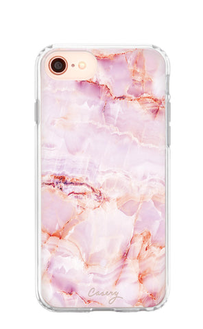 Rose Marble iPhone 8 Designer Case
