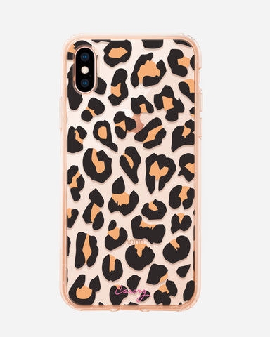 Leopard iPhone X/Xs Designer Case