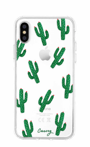 Cactus iPhone XS MAX Designer Case