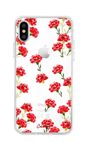 Carnation Nation iPhone XS MAX Designer Case
