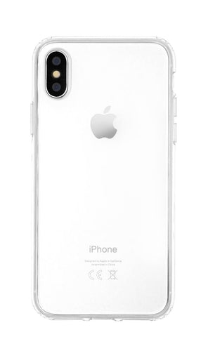 Crystal Clear iPhone XS MAX Designer Case