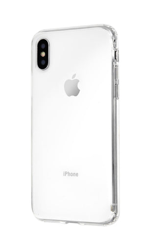 Crystal Clear iPhone XS MAX Designer Case Side View