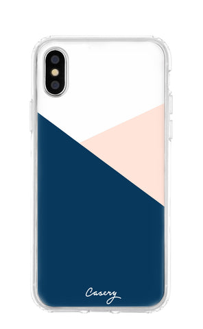 Color Block iPhone X/Xs Designer Case