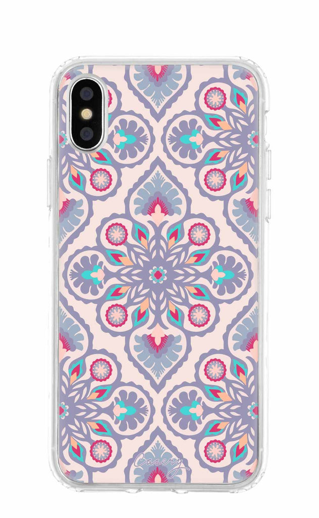Jewel Floral iPhone XR Case
