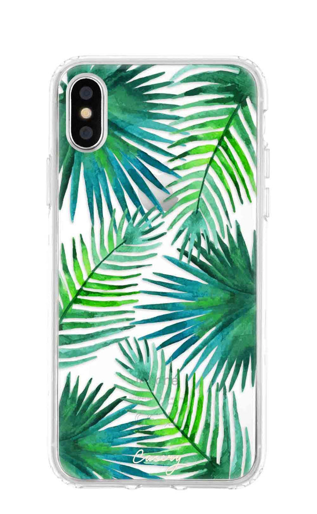 Palm Leaves iPhone XS MAX Case