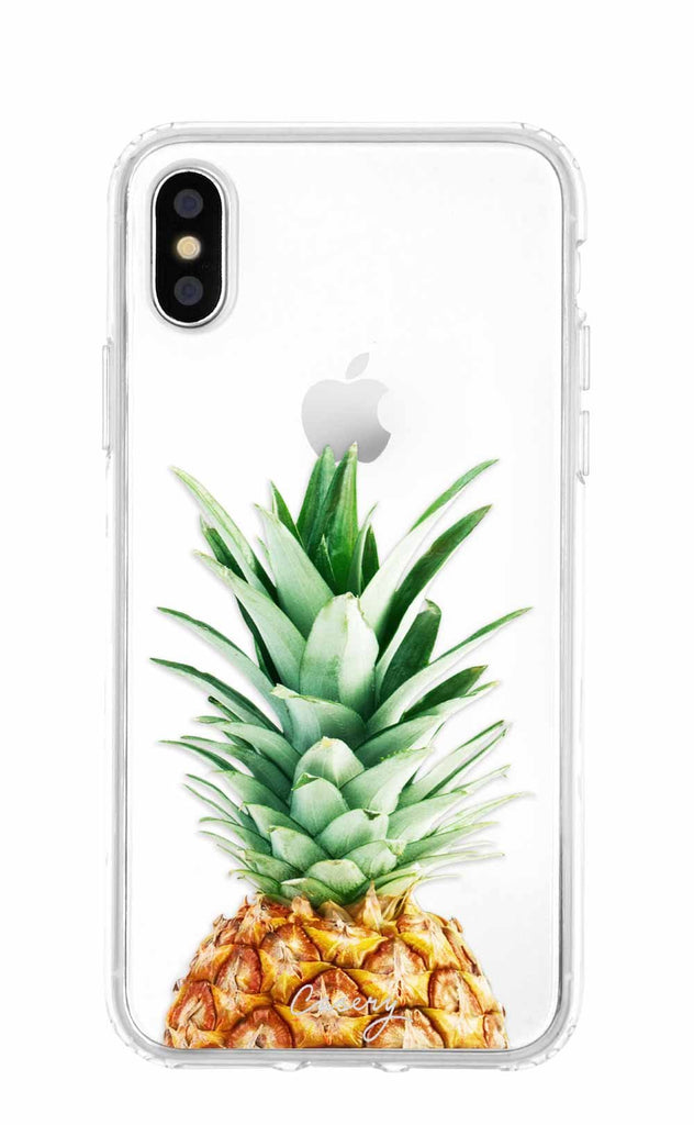 Pineapple Top iPhone XS MAX Case