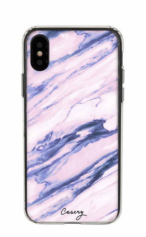 Purple Marble iPhone X/Xs Designer Case