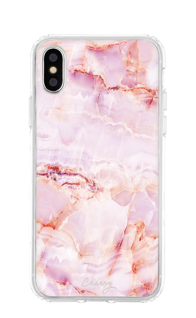 Rose Marble iPhone XS MAX Case
