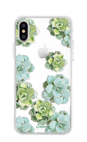 Succulents iPhone XS MAX Designer Case