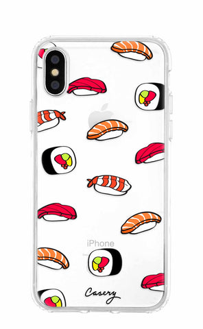 Sushi iPhone X/Xs Designer Case