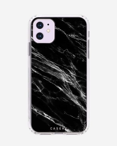 Black Marble iPhone 11 Designer Case