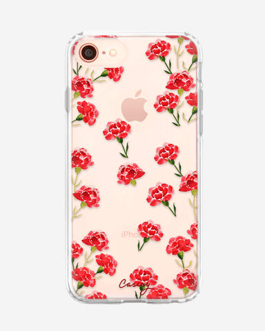 Carnation Nation iPhone 8/7/6/6s Designer Case
